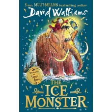 Ice Monster- by David Walliams