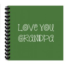 Love You Grandpa - Gift Book