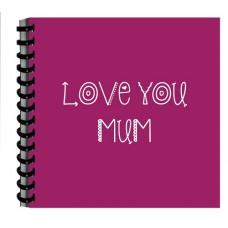 Love You Mum - Gift Book