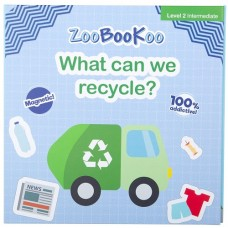 Magnetic Book - What Can We Recycle?