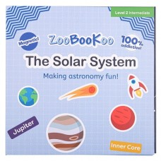 Magnetic Book - Solar System