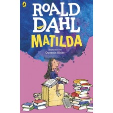 Matilda - Roald Dahl Chapter Book  FREE Copy of MATILDA'S HOW TO BE BRAVE