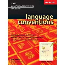 Naplan Language Conventions - Year 3