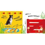 Noisy Farm - Peekaboo Boardbook - DK