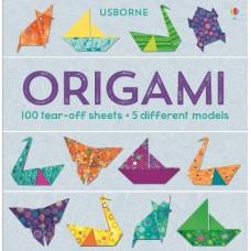 Origami Tear Off Pad - Usborne