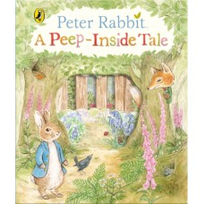 Peter Rabbit: A Peep Inside Tale - Board Book