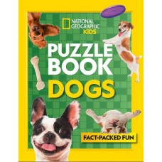 Puzzle Book - Dogs - National Geographic Kids