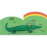 Rainbow Boardbook - by Jane Cabrera