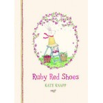 Ruby Red Shoes - by Kate Knapp
