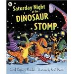 Saturday Night at the Dinosaur Stomp - by Carol Diggory Shields