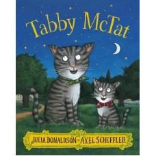 Tabby McTat - byJulia Donaldson