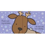That's Not My Reindeer Touchy Feely Book - Usborne - Board Book