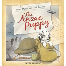 The Anzac Puppy - by Peter Millet