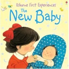 The New Baby - Usborne - by Anne Civardi