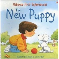 The New Puppy - Usborne - by Anne Civardi