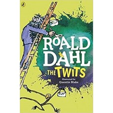 The Twits - Roald Dahl Chapter Book