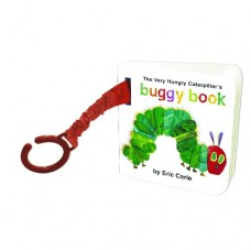 The Very Hungry Caterpillar Buggy Board Book - by Eric Carle