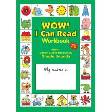 WOW I Can Read - Stage 1 Modern Cursive Victoria