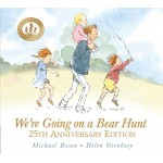 We're Going on a Bear Hunt - by Helen Oxenbury, Michael Rosen - Paperback