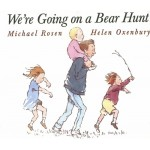 We're Going On a Bear Hunt  - by Helen Oxenbury, Michael Rosen - Board Book
