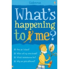 What's Happening to Me? Boy - by Susan Meredith