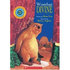Wombat Divine 21st Anniv Edition - by Mem Fox