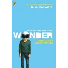 Wonder (Book) with Movie Features - by R. J. Palacio