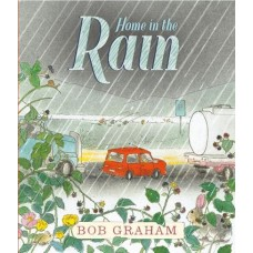 Home in the Rain - by Bob Graham