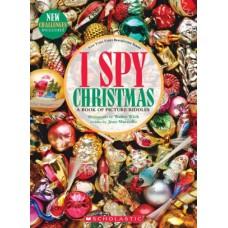 I Spy Christmas Book