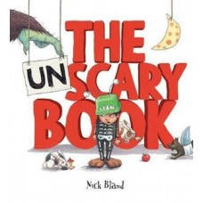 The Unscary Book - by Nick Bland NEW