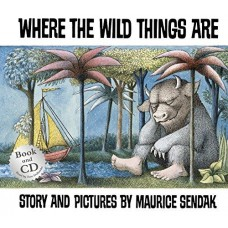 Where the Wild Things Are with CD  - by Maurice Sendak