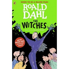 The Witches - Roald Dahl Chapter Book