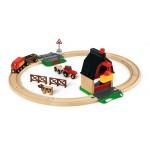 Train - Farm Railway Set 33719