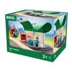 Train - Train Station - Brio Wooden Trains 33649