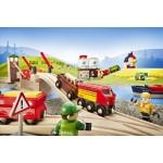Train - Bridge Lifting 3 pce - Brio Wooden Trains 33757