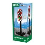 Train - Light Signal - Brio Wooden Trains 33743