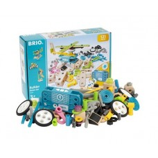 Builder Motor Set 121pc - Brio
