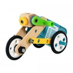 Builder Motor Set 121pc - Brio