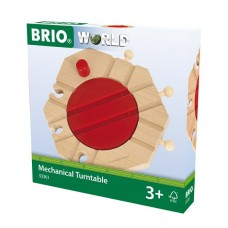 Train - Wooden Track Turntable - Brio Wooden Trains 33361