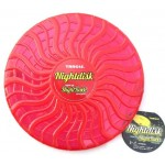 Night Disk Frisbee - Tangle Matrix