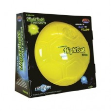 Nightball Pro Soccer Yellow -  Matrix - Britz n Pieces