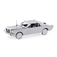Metal Earth - 1965 Ford Mustang Coupe 3D Model