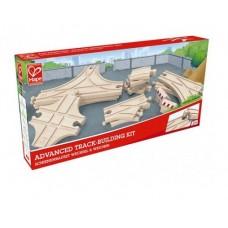 Train - Advanced Track Building Kit - Hape Toys *