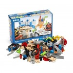 Builder Construction Set 136pc - Brio