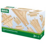 Train - Wooden Track Expansion Pack Advanced   - Brio Wooden Trains 33307