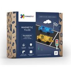 Connetix - Magnetic Construction - 2 Car Pack