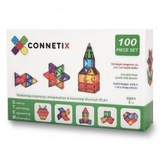 Connetix - Magnetic Construction - 100 pc Set