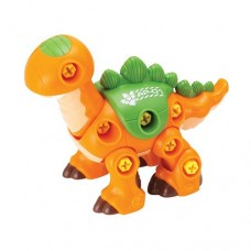 Create & Play Dinosaur - Stegosaurus - Construction Toy