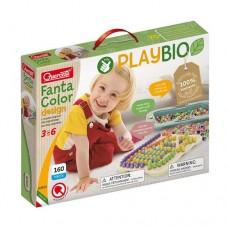 Fantacolor Design 160pc - Play BIO - Quercetti