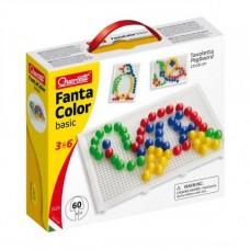 Fantacolor Basic 60pc - Quercetti